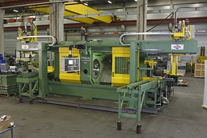 PMC-Colinet pipe & tube machine