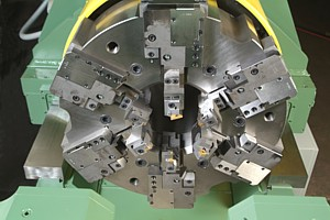 Industrial Pipe Threaders, Coupling Threaders, Couplng